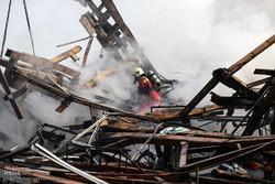عملیات امداد و نجات ساختمان پلاسکو - 4