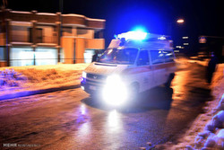 سقوط بهمن در ارومیه جان ۲ نفر را گرفت