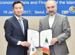 Iran-S. Korea