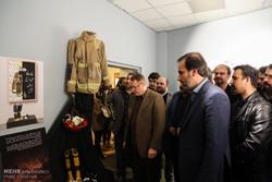 نمایشگاه هویت بصری سی و پنجمین جشنواره تئاتر فجر