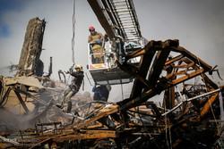 Plasco faciası: Enkaz altındaki 4 kişi hala hayatta
