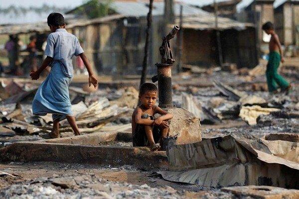 Rohingya mercy flotilla aims to reach Myanmar