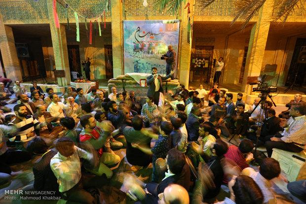 پانزدهمین سالگرد ورود شهدای گمنام به جزیره کیش