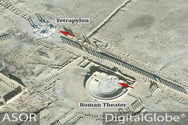 یونسکو: تخریب آثار تدمر سوریه جنایت جنگی است
