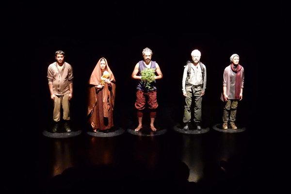 İran tiyatro oyunu Avrupa turunda