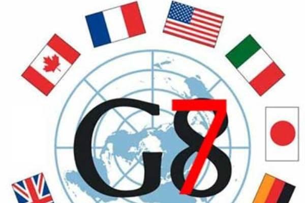روسیه به جمع کشورهای جی ۷ باز نمیگردد