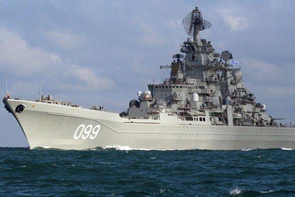 امکان استقرار همزمان ۱۱ ناوجنگی روسیه در بندر طرطوس سوریه
