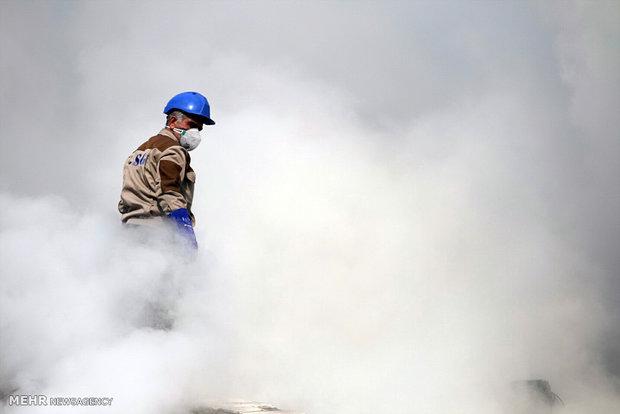 تسلیت دستیار ویژه رئیس جمهور به خانواده شهدای آتشنشان