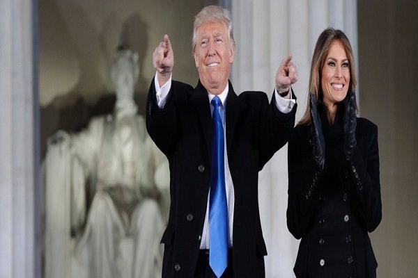 بدء مراسم تنصيب دونالد ترامب