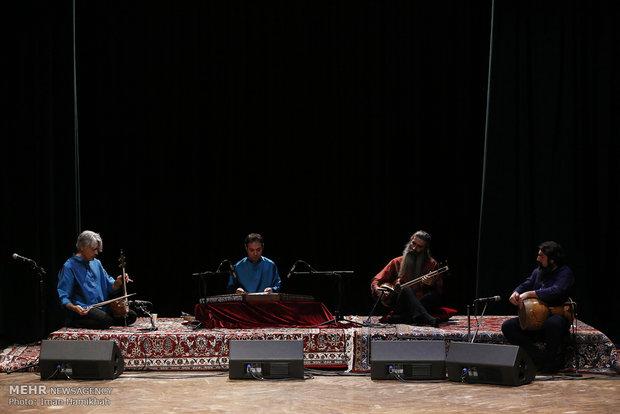 کنسرت کیهان کلهر در همدان