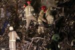 Nation grieves fallen firefighters
