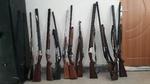 کراچی کےسفاری پارک سے بڑی مقدار میں اسلحہ برآمد