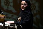 بانوی نوازنده ایرانی بینالمللی شد/ تلاش برای معرفی ساز ایرانی