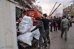 طی ۱۰ سال اخیر تجهیزات آتشنشانی تهران متحول شده است