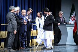 اختتامیه سی و دومین جشنواره موسیقی فجر