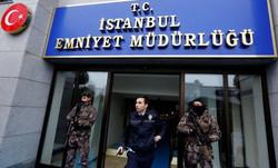 إطلاق صاروخ على مركز شرطة في اسطنبول