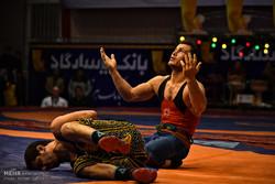 Iran wrestling team wins Takhti Cup