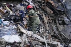 3 firefighters' body recoverd so far: rescue team