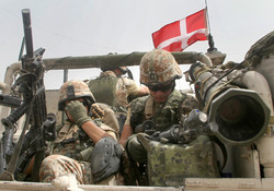 Denmark to send troops to Syria to fight ISIL