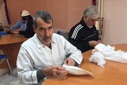 جانبازان اعصاب و روان تئاتر فجر را مزین میکنند/ اجرایی ۱۰ نفره