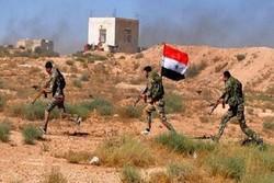 الجيش السوري يكافح الارهاب في ضواحي دمشق الجنوبية