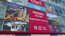 IFEMA exhibition center in Madrid
