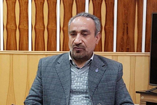 کراپشده - محمد رضا خباز استاندار سمنان