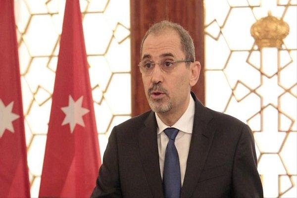 تاکیدان وزرای خارجه اردن و فرانسه بر حل سیاسی بحران سوریه