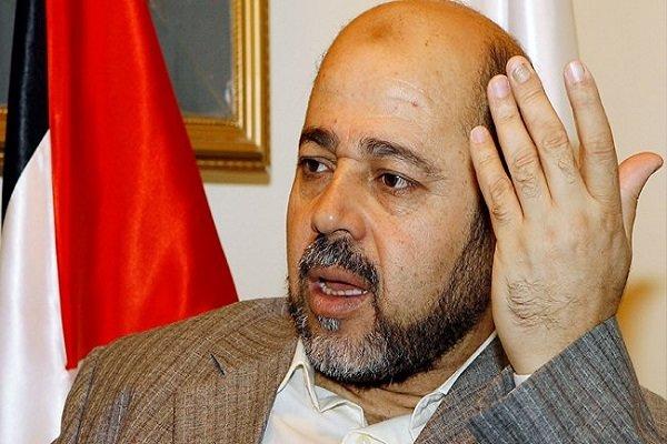 حماس از هر تلاشی برای آشتی ملی بر اساس مشارکت ملی حمایت می کند