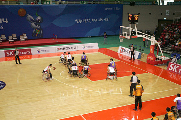 Para b-ballers secure place in U23 World C'ships