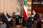 Irak Dışişleri Bakanı'ndan Lübnan ziyareti