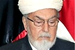 رئیس شورای عالی صلح افغانستان درگذشت
