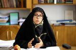 الهام امین زاده معاون حقوقی رئیس جمهوری