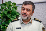 فرمانده نیروی انتظامی وارد سیستان و بلوچستان شد