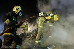 عملیات امداد و نجات ساختمان پلاسکو-9