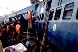 بھارت میں ٹرین بوگیاں پٹری سے اترنے سے 7 مسافر ہلاک