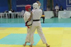 درخشش رزمی کار خوزستانی درمسابقات مجازی کاراته سبکهای آزاد کشور