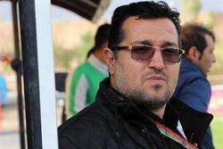 علی خاکزاد سرپرست تیم ماشین سازی تبریز