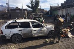 پاراچنار میں بم دھماکے میں 25 افراد شہید/تصاویر