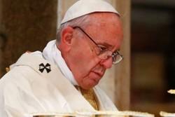 پاپ لە ئەنجامدا بێدەنگییەکەی شکاند