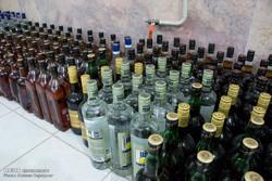 توقیف محموله مشروبات الکلی خارجی در کرمان