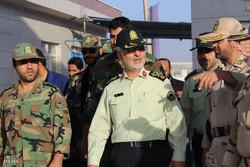 اسکندر مؤمنی جانشین فرمانده نیروی انتظامی