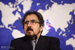 Anti-Syrian claims of chemical weapon use, conspiratorial: Ghasemi