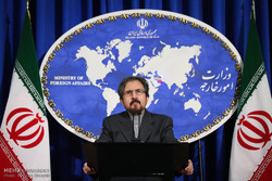 Iran categorically condemns US attack on Syria