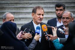 جهانغيري: الاقتصاد الايراني تألق السنة الماضية
