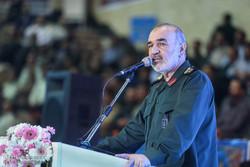 اللواء سلامي: المفاوضات استراتيجية العدو لضرب إيران