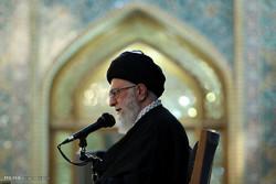 قائد الثورة الاسلامية يلقي كلمة غداً  في مرقد الامام الرضا (ع)
