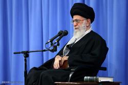قائد الثورة يستقبل أعضاء مجلس خبراء القيادة