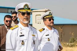 سياري: القوة البحرية الايرانية تتواجد من خليج عدن حتى المحيط الأطلسي