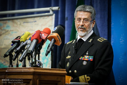 حبیب الله سیاری فرمانده نیروی دریایی ارتش